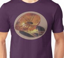 Dragonfly in Amber Unisex T-Shirt