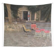 chairs Wall Tapestry