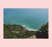 Ligurian sea #2 Kids Tee