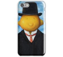 Lemon Head iPhone Case/Skin