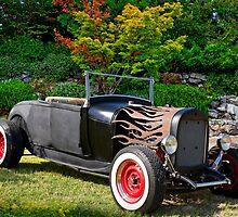 1928 Ford Roadster 'Rust in Peace' II by DaveKoontz