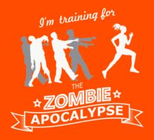 Zombie training - women's by nielsrevers