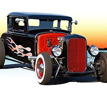 1931 Ford 'Old School' Coupe by DaveKoontz