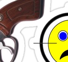 But bullets do... Sticker