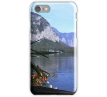 Hallstatt #2 iPhone Case/Skin