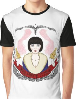 The Honorable Miss Phryne Fisher Graphic T-Shirt