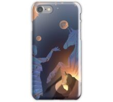Unicorn's Taming - DreamShapes #7 iPhone Case/Skin