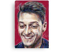Mesut Ozil - Irresistible! Canvas Print