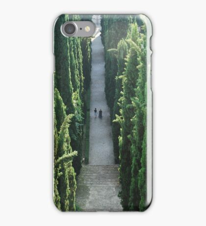Giusti Gardens iPhone Case/Skin