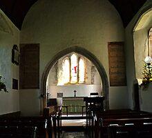 ST Mary the Virgin Interior by lynn carter