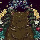 Bearly in heaven by pidzson