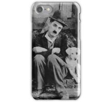 The Kid - Chaplin iPhone Case/Skin