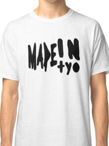 MADEINTYO BLCK Classic T-Shirt
