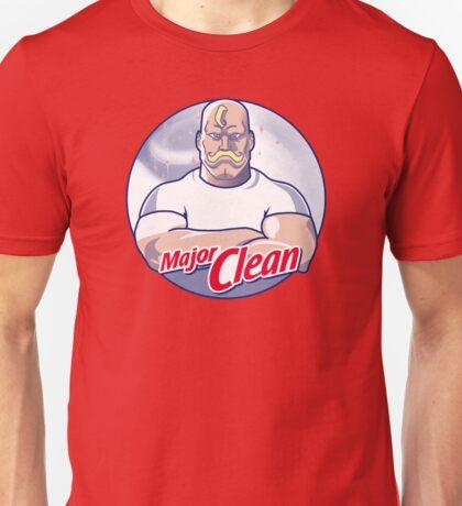Major Clean Unisex T-Shirt