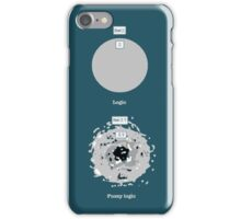 FUZZY LOGIC - computer science  iPhone Case/Skin