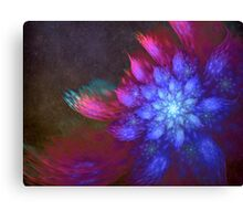 Magic Flower Canvas Print