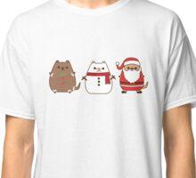 Cute Christmas Pupsheens Classic T-Shirt
