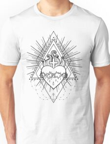 Sacred Heart of Jesus Unisex T-Shirt