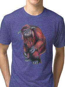 Labyrinth Ludo Tri-blend T-Shirt