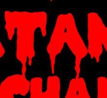 Satanic Mechanic - Rocky Horror Picture Show  Sticker