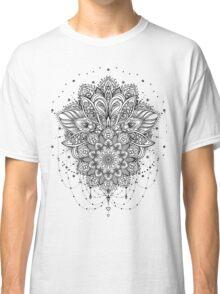 Ornate Lotus Flower Classic T-Shirt