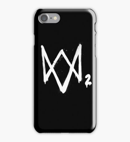 Watch Dogs 2 iPhone Case/Skin