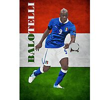 BALOTELLI-ITALIA Photographic Print