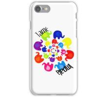 TAME IMPALA TOURS 11 iPhone Case/Skin
