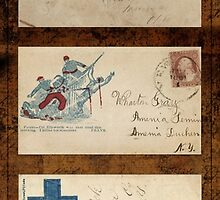 Civil War Letters 5 by AndrewFare
