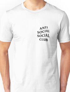 asc black  Unisex T-Shirt