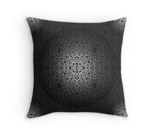 BEST PATTERN - HARING Throw Pillow