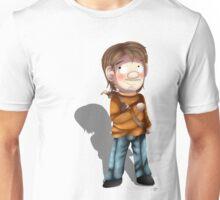 Cartoon Luke The Walking Dead Game Unisex T-Shirt
