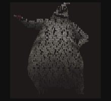 Oogie Boogie Typography by mrchavez1