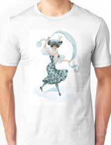 Edwardian Showgirl Unisex T-Shirt