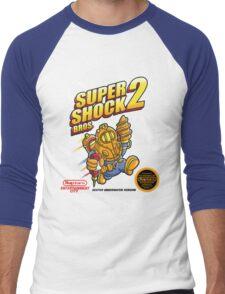 Super Shock Bros 2 Men's Baseball ¾ T-Shirt