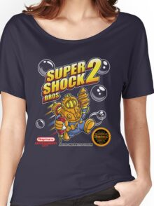 Super Shock Bros 2 Women's Relaxed Fit T-Shirt