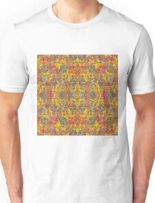 ColorSplash Abstract Unisex T-Shirt