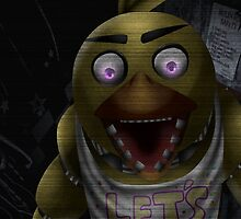 Chica Chick Five Nights At Freddy's by ShinyhunterF