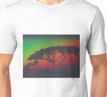 Rainbow Sunset Unisex T-Shirt
