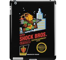 Super Shock Bros iPad Case/Skin