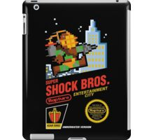Super Shock Bros iPad Case/Skin