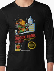 Super Shock Bros Long Sleeve T-Shirt