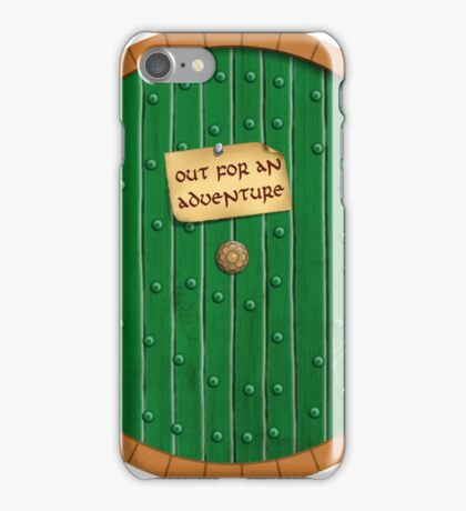 Out for an Adventure iPhone Case/Skin