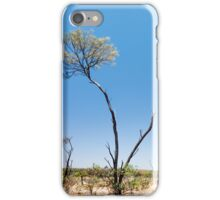 Mulga Struggling iPhone Case/Skin