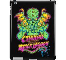 Cthulhu from the Black Lagoon iPad Case/Skin