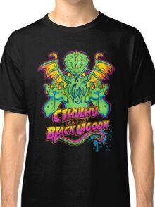 Cthulhu from the Black Lagoon Classic T-Shirt