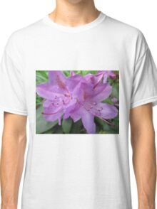 Purple Rhododendron  Classic T-Shirt