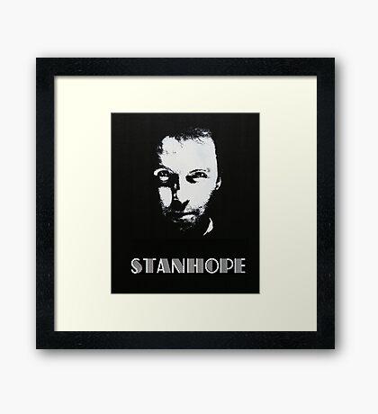 doug stanhope Framed Print