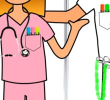 Nurses Sticker