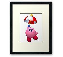 Parasol Kirby Framed Print